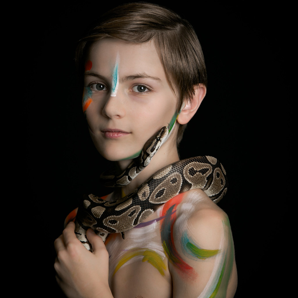 12 Ans Anthony - 12 Ans | Photographe: Fred Bruneau Page Du