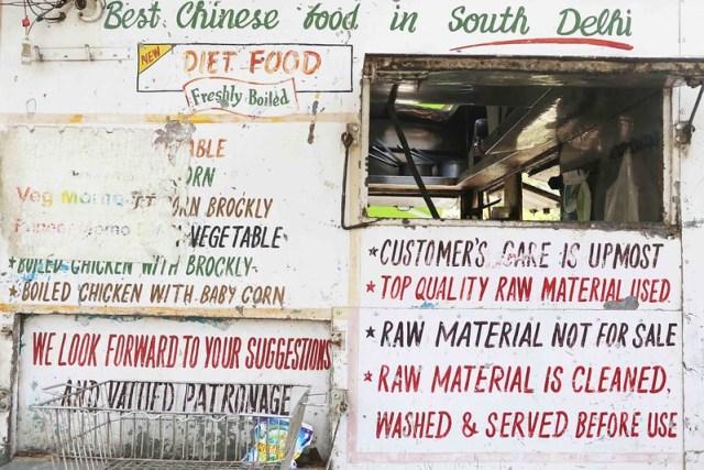 Food of South Delhi