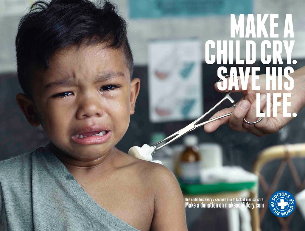 Doctors of the World - Make a child cry 4