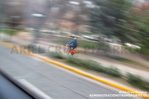Barrido - Ciclista