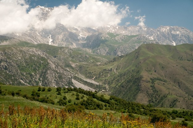 Babash Ata range