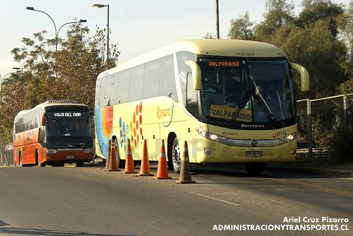 Romani & Pullman Bus Costa Central