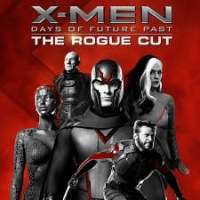 X-men DoFP Rogue Cut