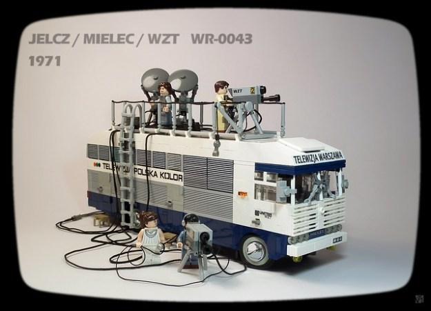 Jelcz / Mielec / WZT WR-0043 (1971)