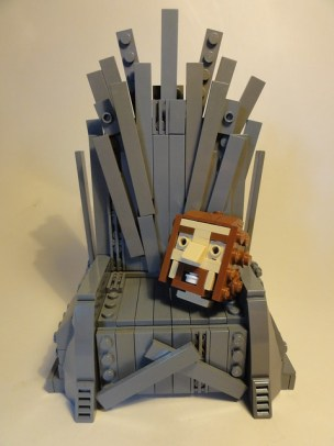 LEGO Game Of Thrones Figures are Coming...