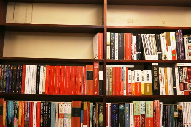 City Hangouts - The Secret Attic & Other Corners, Fact & Fiction Booksellers