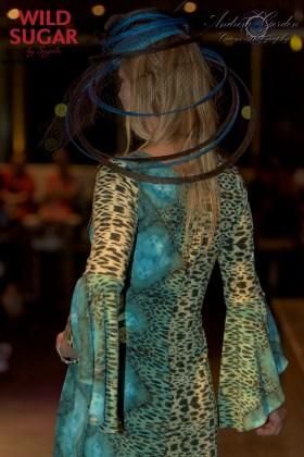 La Dolce Vita Dress   Sapphire Dragon