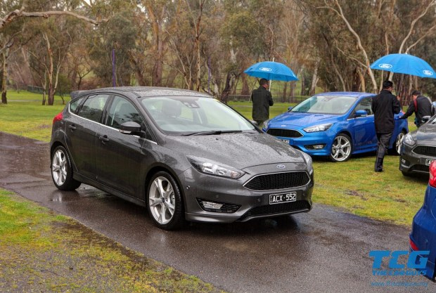 2015 Ford Focus Drive (33)