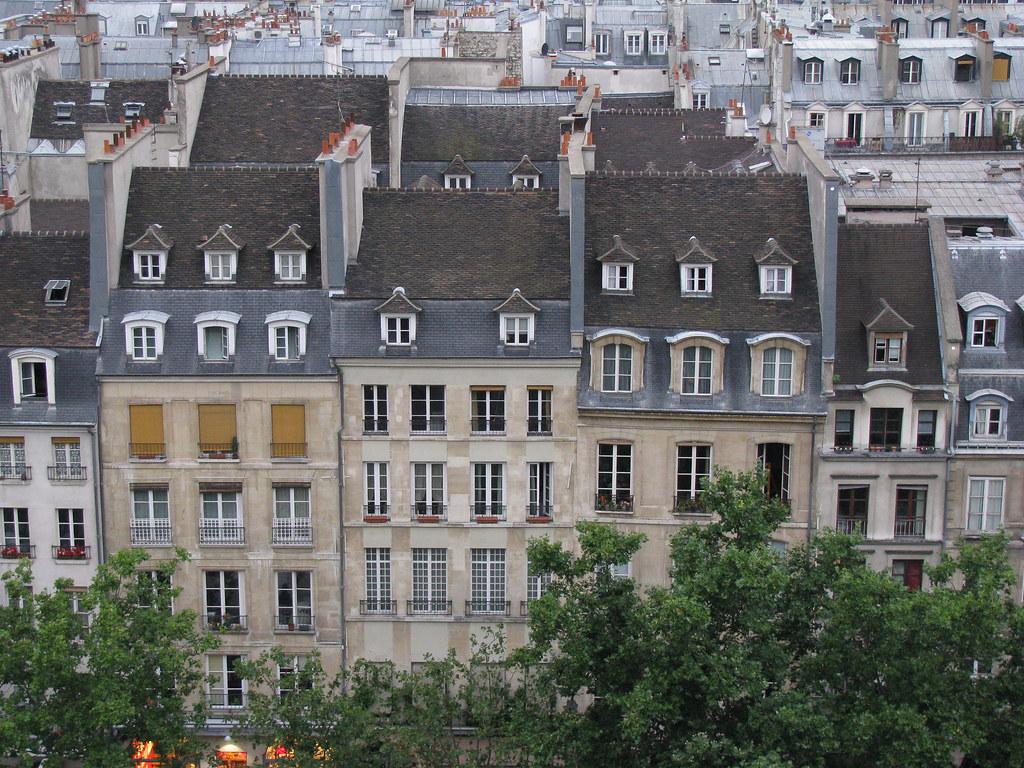Imagen gratis de unos edificios antiguos en Paris