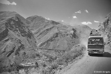 Estrada para Huayhuash