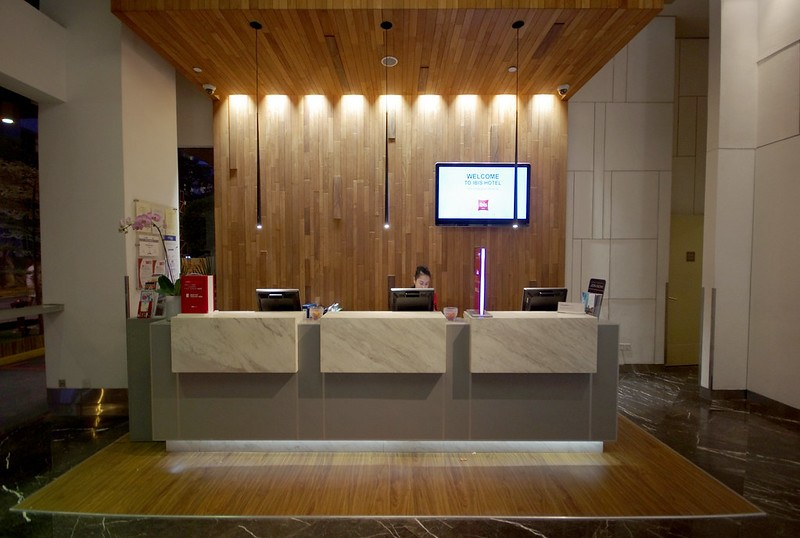 ibis singapore novena lobby