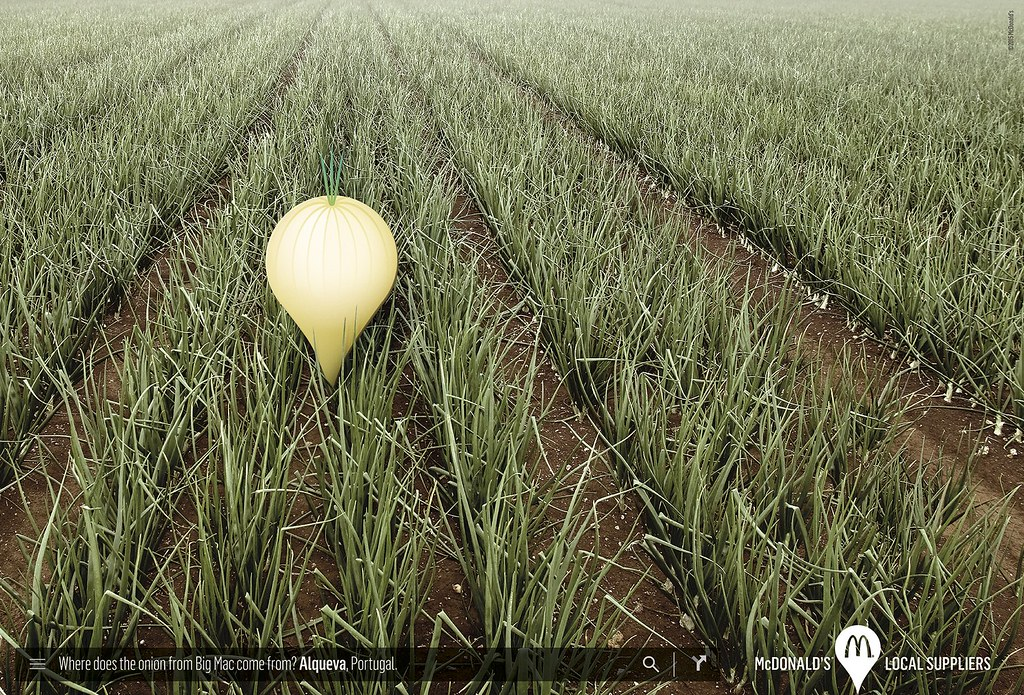 McDonald's - Onion