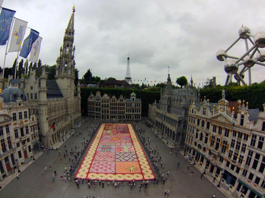 Bruselas en un día