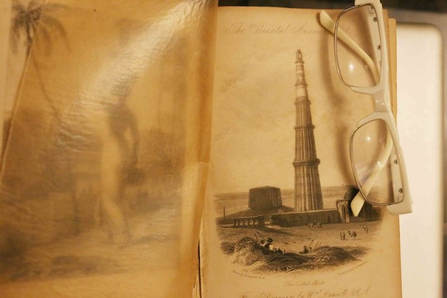 City Monument – William Daniell's Drawings of Mughal Delhi, Around Town