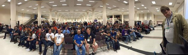 BrickCon 2015: Opening ceremonies