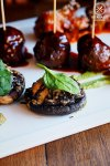 Sydney Food Blog Review of About: Spicer, Woollahra: Stuffed Mushrooms