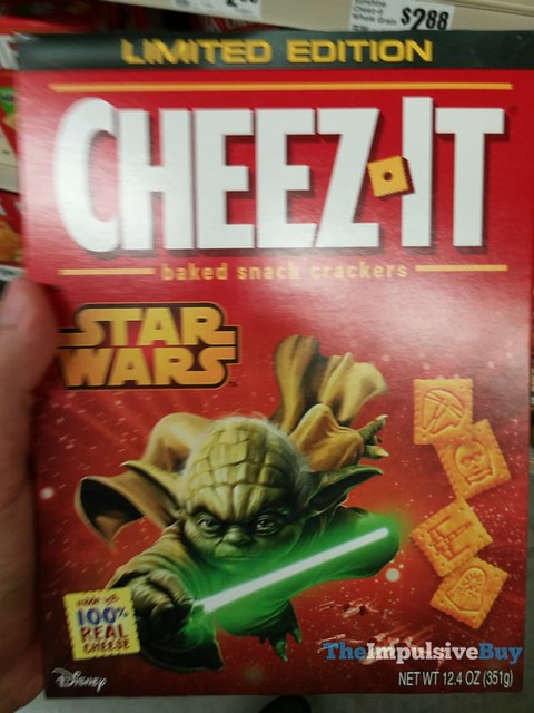 Limited Edition Star Wars Cheez-It