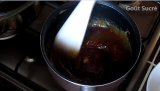Chocomely - Entremet caramel chocolat