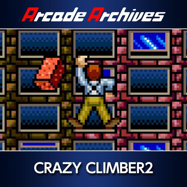 Arcade Archives Crazy Climber 2