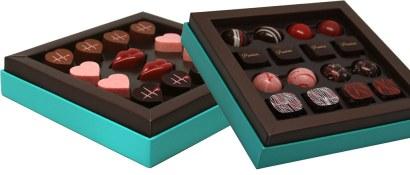 valentine elegance 2 tray
