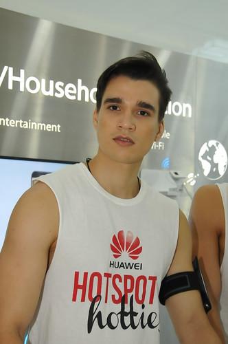 Huawei Hotspot Hottie Hans