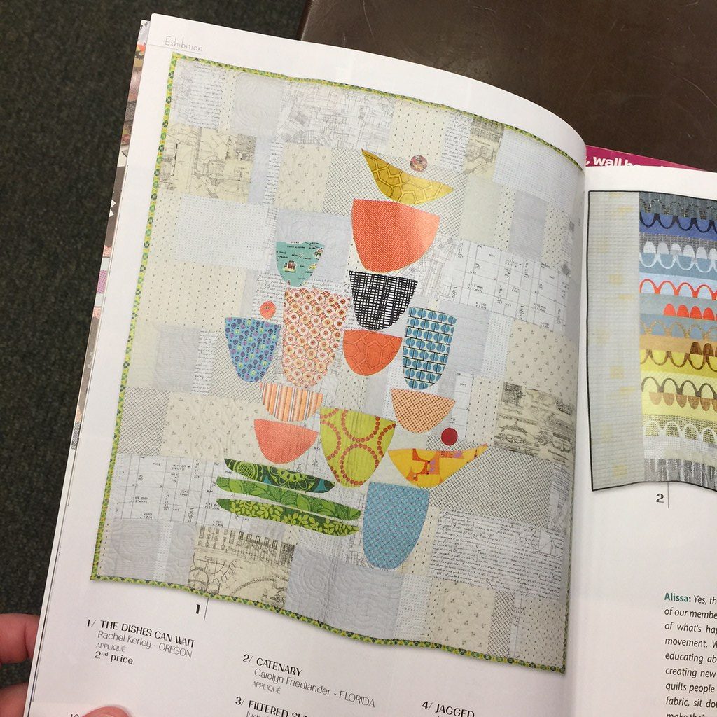 Moderne Quilts Page 10 Simply Moderne Rachel 2nd Avenue Studio Flickr