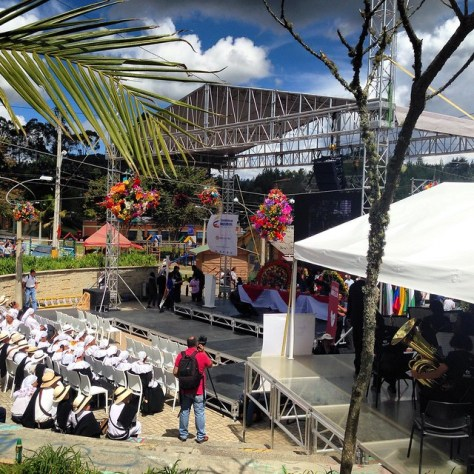 Santa Elena Feria de las Flores