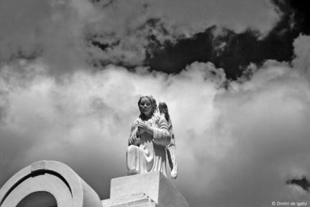 Anjo - Cemitério de Igatu