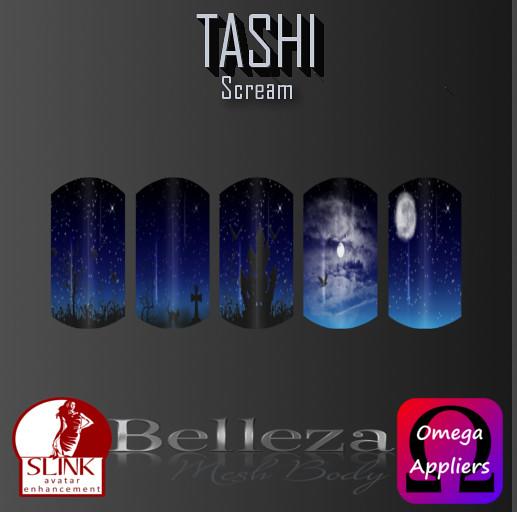 TASHI Scream
