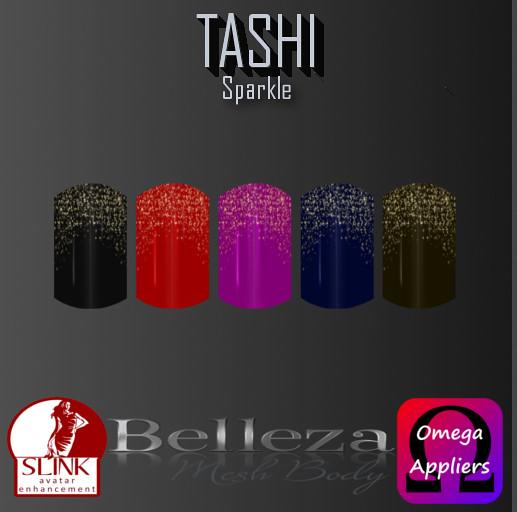 TASHI Sparkle