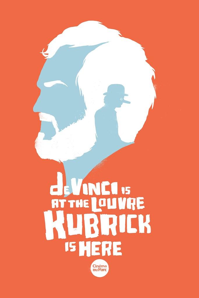 Cinema du Parc - Kubrick