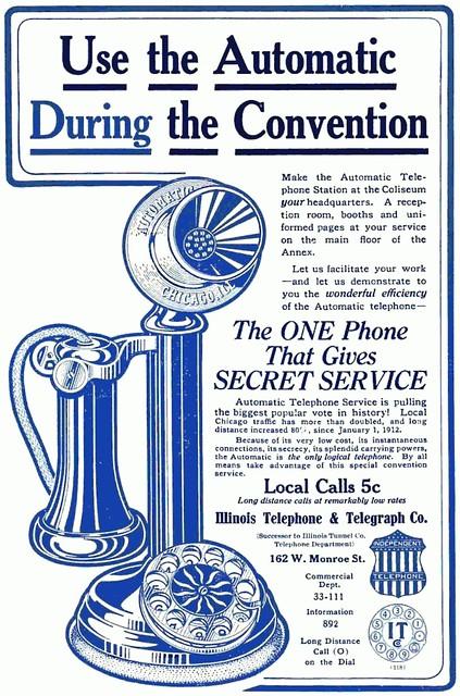 Illinois Telephone and Telegraph Co