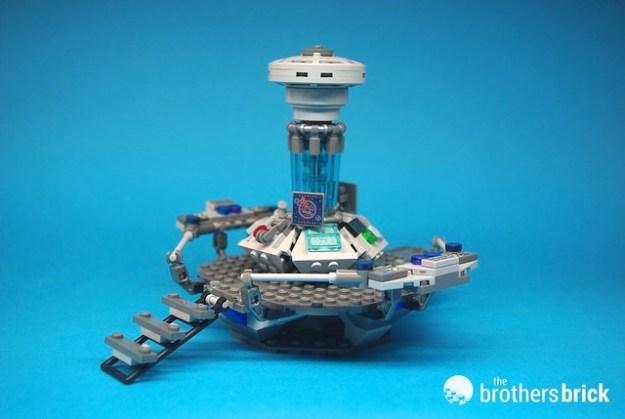 LEGO Doctor Who set (3)