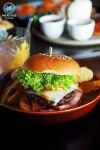 Grain Burger, $24: Grain Bar, Sydney, Sydney Food Blog Review