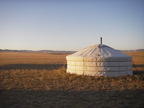 The Traditional Mongolian Lifestyle is disappearing