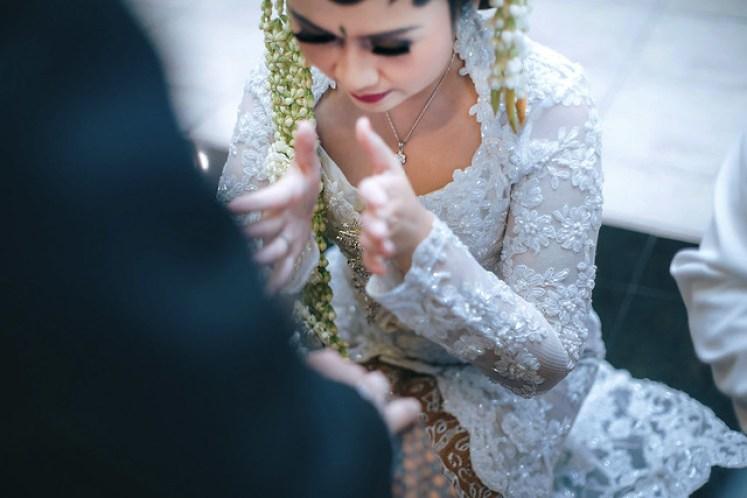gofotovideo wedding at CIMB Niaga Bintaro akad nikah 018