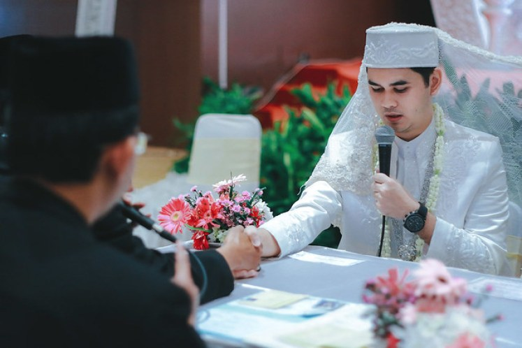 gofotovideo wedding at universitas esa unggul 035