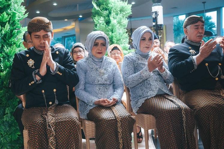 gofotovideo wedding at CIMB Niaga Bintaro akad nikah 001