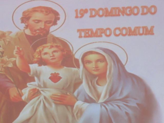 Santa Missa de Abertura Semana Nacional da Família 2018 e Homenagem Pais
