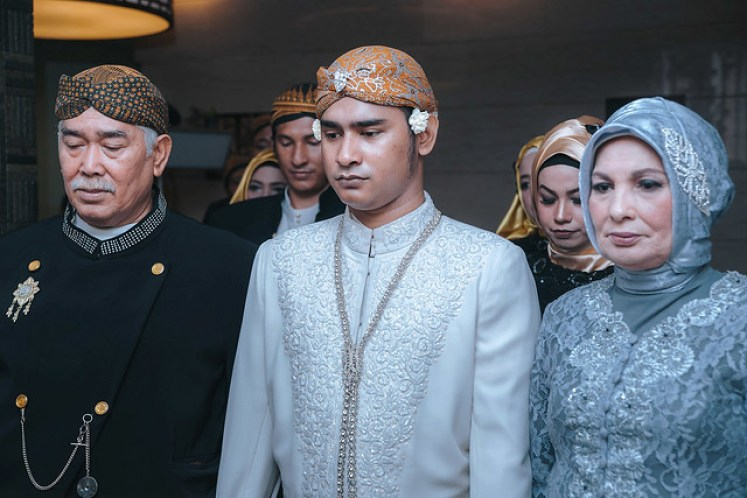 gofotovideo wedding at CIMB Niaga Bintaro akad nikah 008