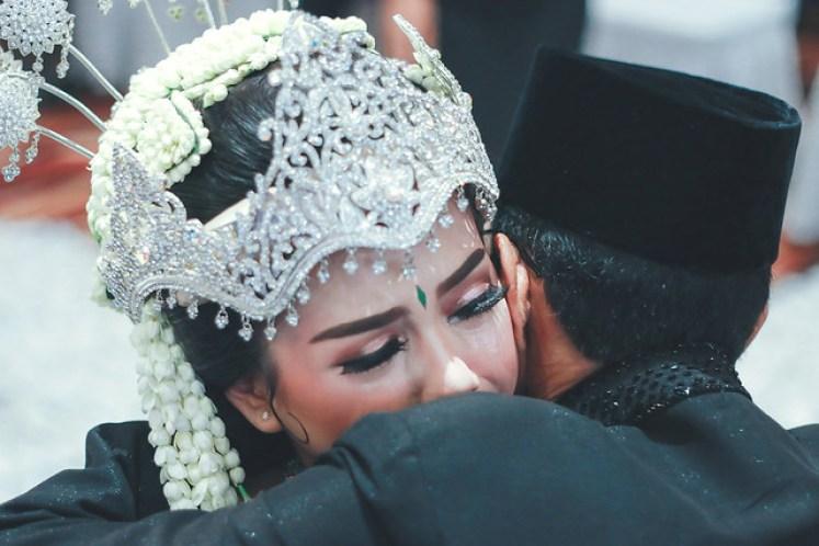 gofotovideo wedding at universitas esa unggul 013