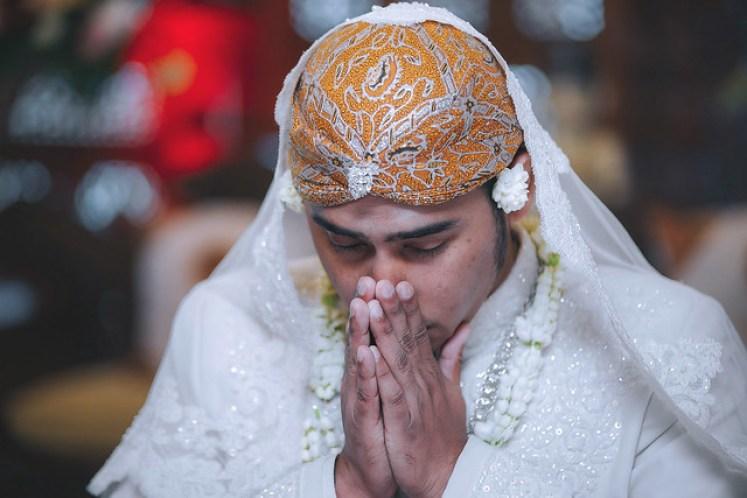 gofotovideo wedding at CIMB Niaga Bintaro akad nikah 029