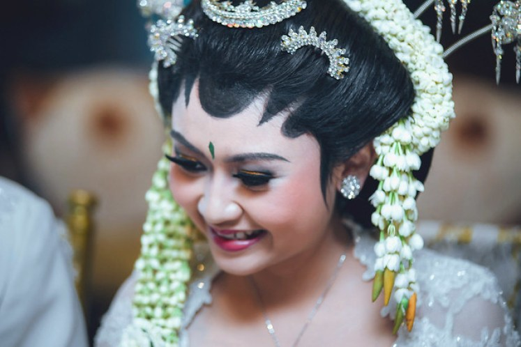 gofotovideo wedding at CIMB Niaga Bintaro akad nikah 026