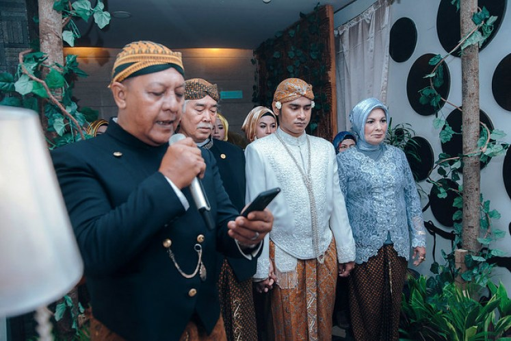 gofotovideo wedding at CIMB Niaga Bintaro akad nikah 011