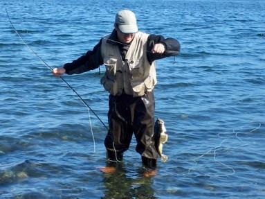 Cluxewe Resort fishing