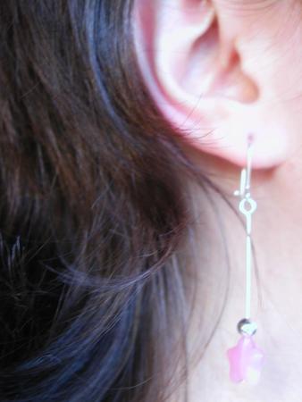 #27 - New earrings