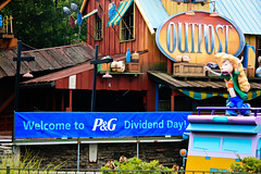 P&G Dividend Day