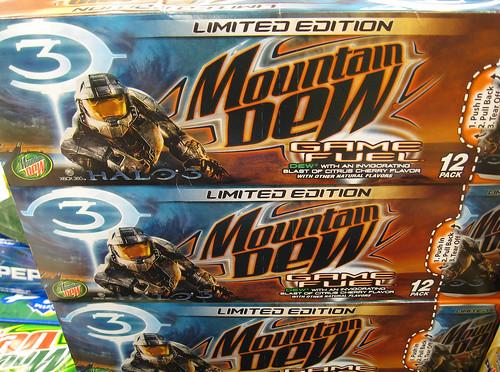 Mountain Dew Game Fuel