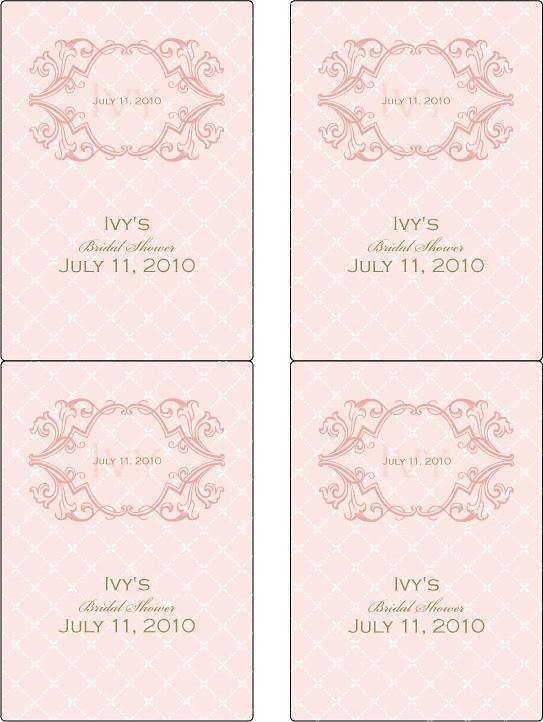wine labels - Pittsburgh Luxury Wedding Invitations Blush Paper Co