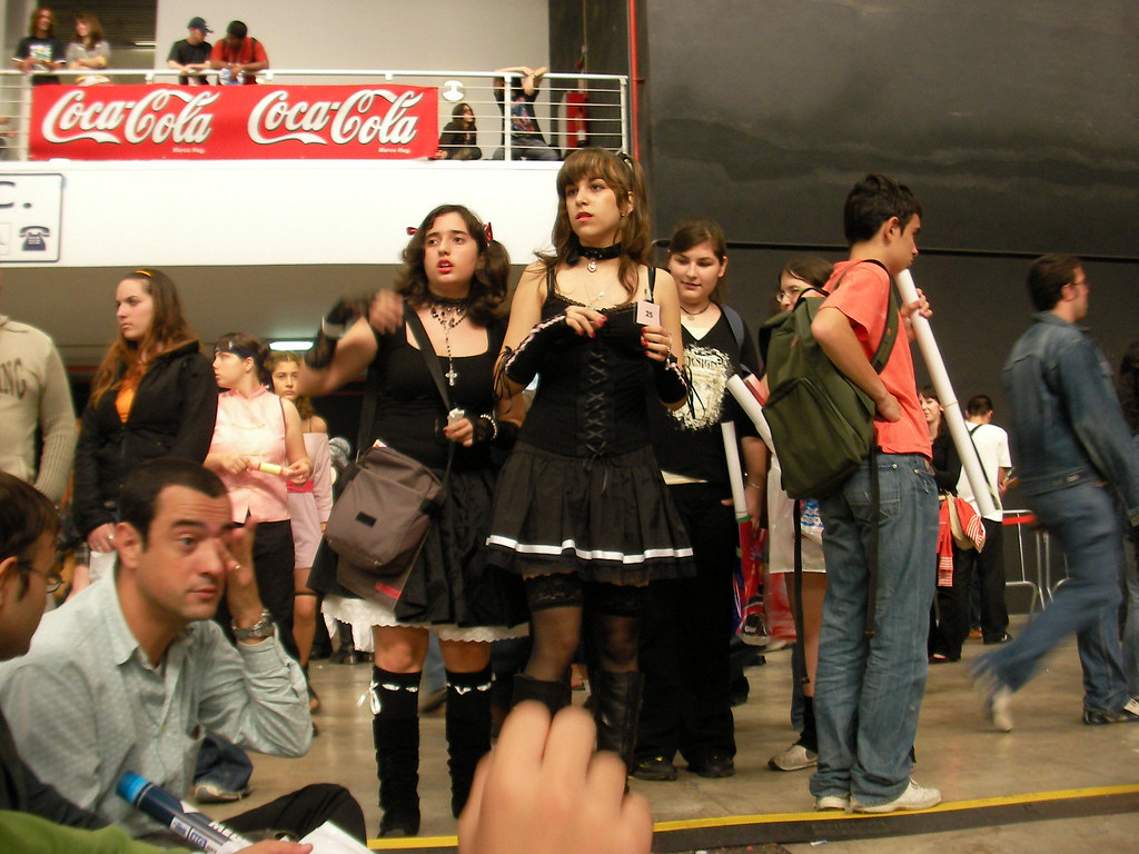 Salon Manga Madrid The World S Best Photos Of Manga And Salamanca Flickr Hive Mind